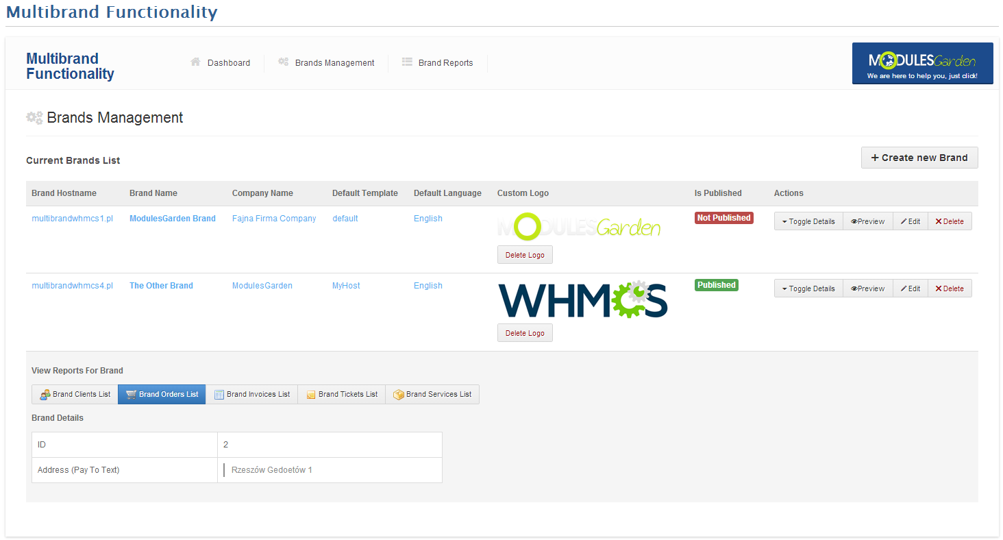 Multibrand For WHMCS 1.png