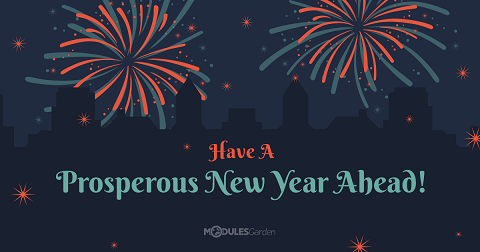 Happy New Year from ModulesGarden